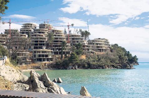 Коммерческая недвижимость черногории