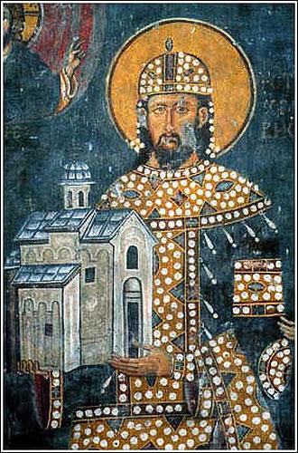 Король Милутин