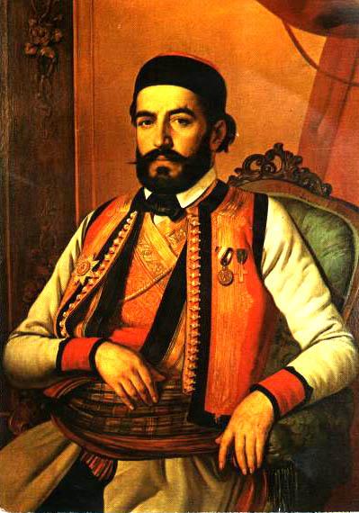 Петрович I Негош